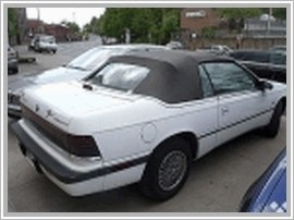 Chrysler Le Baron 2.5