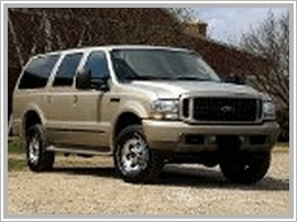 Ford Excursion 5.4