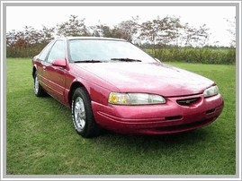 Ford Thunderbird 4.0 i 256 Hp