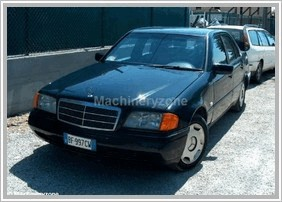 Mercedes C 280 4Matic W203