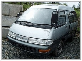 Toyota Town Ace 2.0 4WD